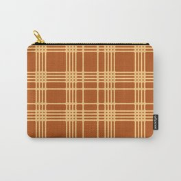 Embroidered Pattern No. 15 Carry-All Pouch