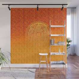 Gene Key 9 | Inner Fire Wall Mural
