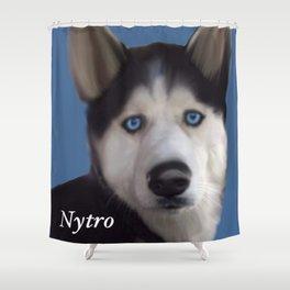 Nytro Shower Curtain