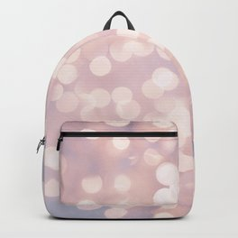 Soft pink lighs Backpack