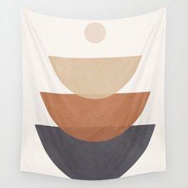 Minimal Shapes No.39 Wall Tapestry