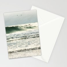 the sea in my memory Stationery Cards