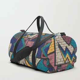 LA Brick Art Duffle Bag