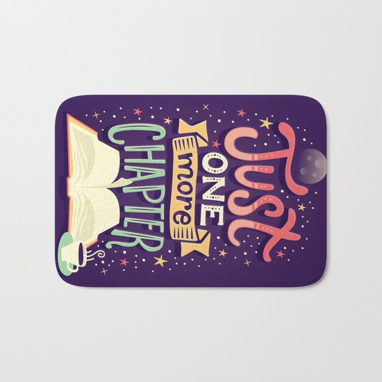 One more chapter Bath Mat