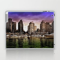 Vancouver Storm Laptop & iPad Skin