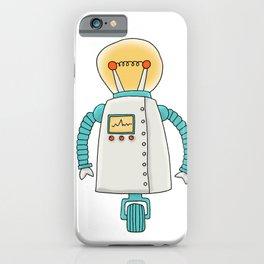 Medi-bot iPhone Case