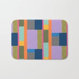 Bauhaus Revisited Bath Mat