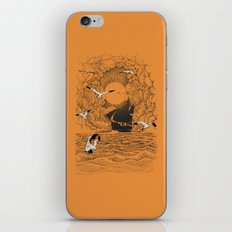 Before the Storm iPhone & iPod Skin