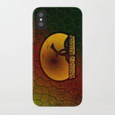 Thunder Lizards iPhone X Slim Case