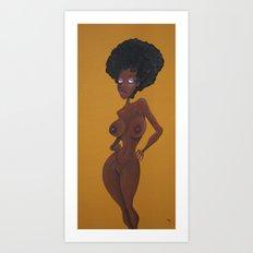 tia Art Print
