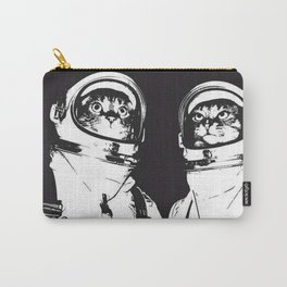 astronaut cats Carry-All Pouch