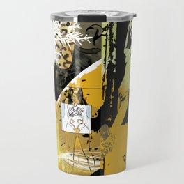 Exquisite Corpse: Round 1  Travel Mug