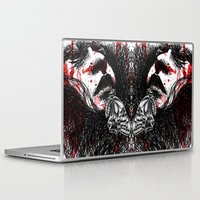 theater Laptop & iPad Skins featuring theater of tragedy by vasodelirium