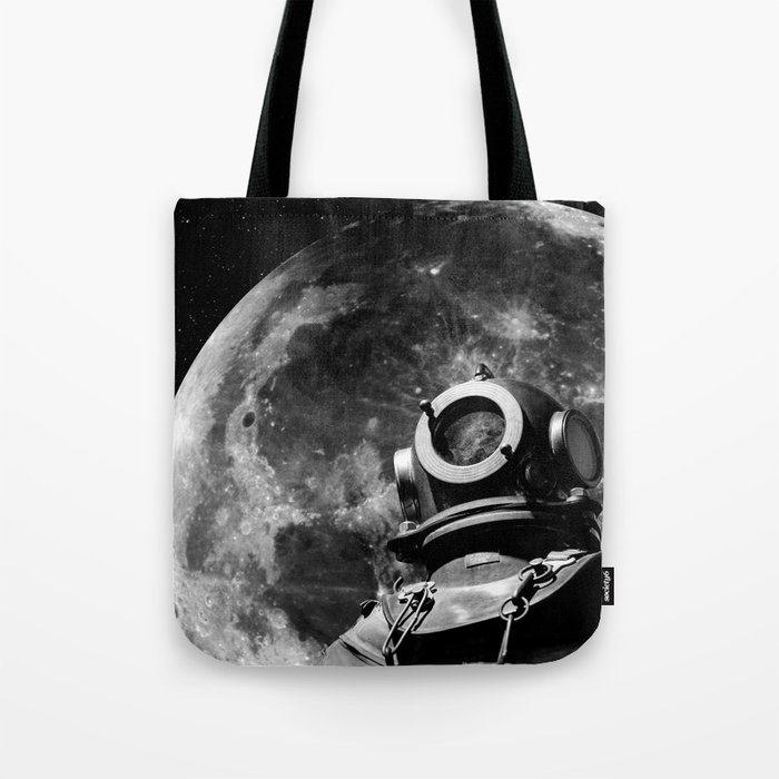 Sea of Tranquility Tote Bag
