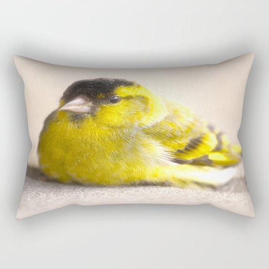 LITTLE BIRD  Rectangular Pillow