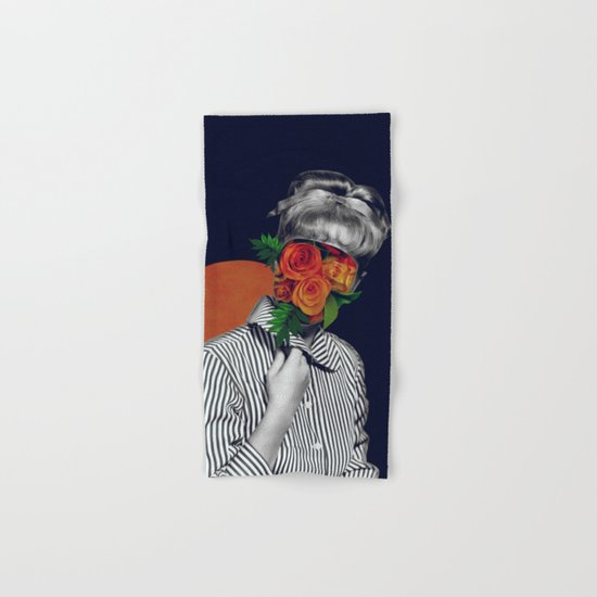 Rosemary Hand & Bath Towel