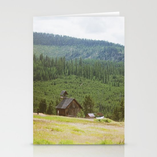 Forest Mountain Church Stationery Cards