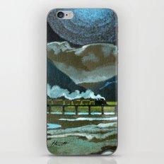 Night Passage - WW480 Steam iPhone Skin