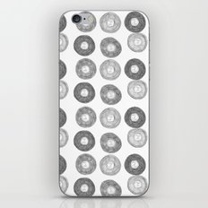 Hipsters Listen To Music iPhone & iPod Skin