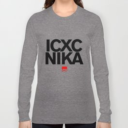 ic xc nika Long Sleeve T-shirt