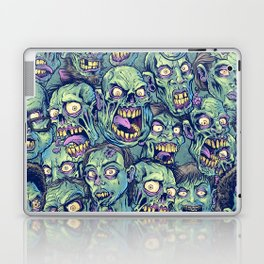 Zombie Repeatable Pattern Laptop & iPad Skin