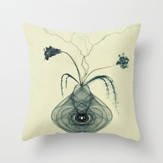 Madame rêve...... Throw Pillow