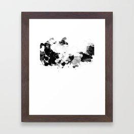 Get Up Framed Art Print