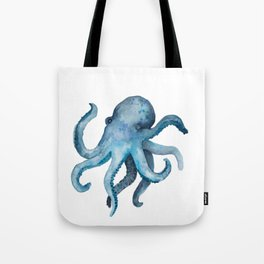 Blink the Octopus Tote Bag