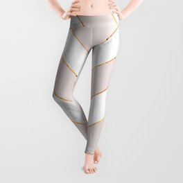 Marble Gold Session IV:II Leggings