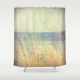 From the Sea Shore Shower Curtain