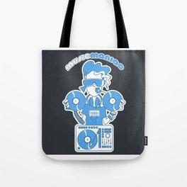 Music Maniac Tote Bag