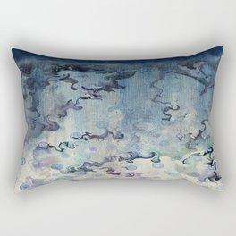 Echo of a Storm Rectangular Pillow