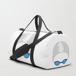 Swim Cap and Goggles Duffle Bag