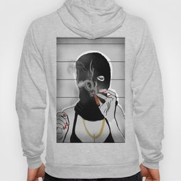 Crime Pays Hoody