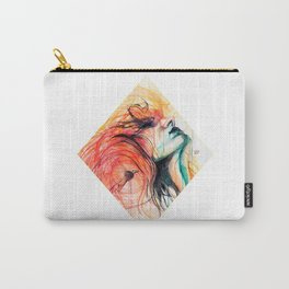 Metamorphosis-Bird of paradise Carry-All Pouch