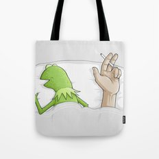 Crazy night Tote Bag