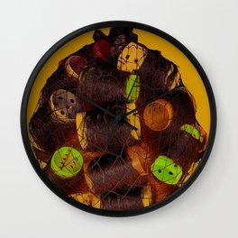 Rolos Wall Clock