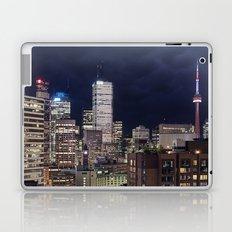 Toronto Skyline Laptop & iPad Skin