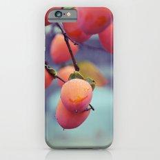 Persimmons in the Rain Slim Case iPhone 6s