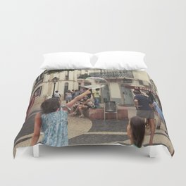 POP! Duvet Cover