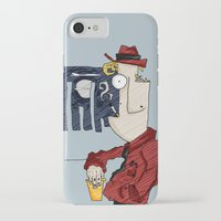 drink iPhone & iPod Cases featuring DRINK by Ivano Nazeri