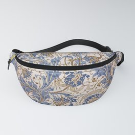 Aged Pomegranate Pattern Fanny Pack
