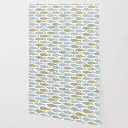shoal of herring Wallpaper