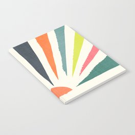 Rainbow ray Notebook