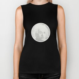 Optical Illusions - Iconical People 3 Biker Tank