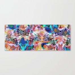 Colorful mood Canvas Print