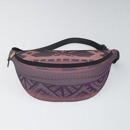 Tribal Ocean Fanny Pack