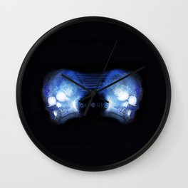 Quantum entanglement brain information connection Wall Clock