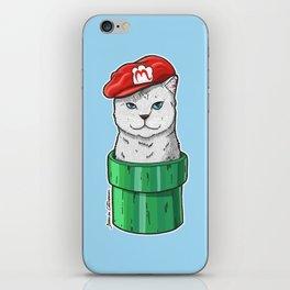 Meow Bro 1 iPhone Skin
