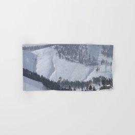 A Winter's Scene Hand & Bath Towel